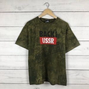 Vintage The Beatles Back in the USSR T-Shirt
